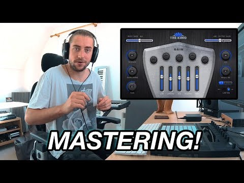 W.A. Production The KING Review | Multiband Mastering Plugin