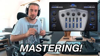 wa production the king review multiband mastering plugin