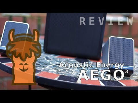 Acoustic Energy Aego3 2.1 - REVIEW -