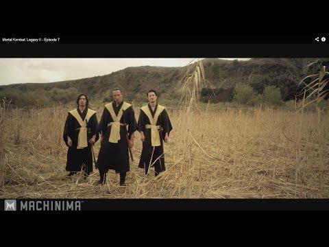 Mortal Kombat Legacy Season 2  Pictures ft. Jon Komp Shin  Shirai Ryu Ninja