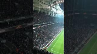 MUSALLA TAŞI BEŞİKTAŞ-OLYMPİAKOS UEFA KARŞILAŞMASI