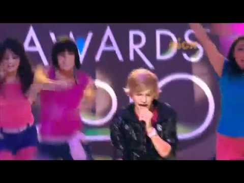 Cody Simpson - iyiyi Performance Kids' Choice Awards Australian 2010