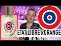"""Etat Libre D'Orange """"Vierges Et Toreros"""" Fragrance Review"""
