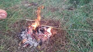 Как пожарить сосиску за 1 минуту