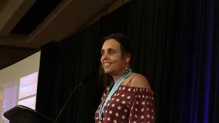 2017 ATALAM Conference - Pathfinder Award - Awardee Winona LaDuke clip 2
