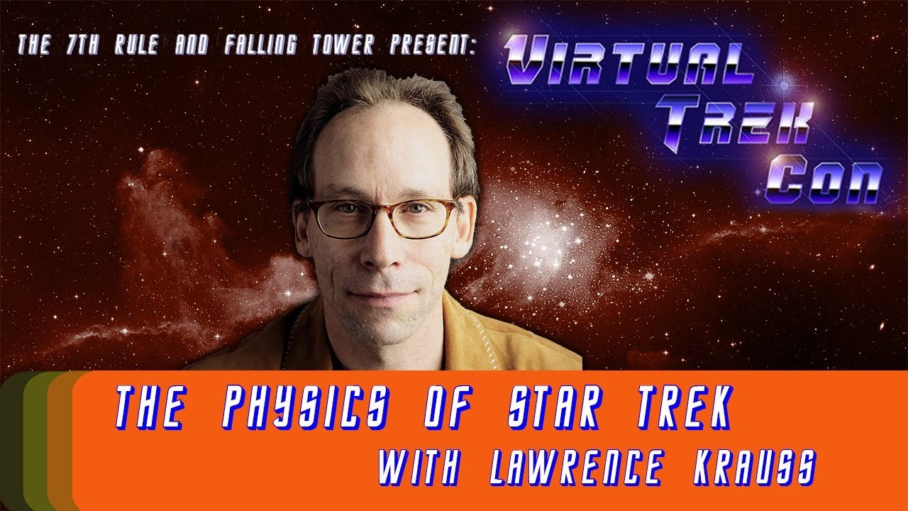 The Physics of Star Trek with Lawrence Krauss