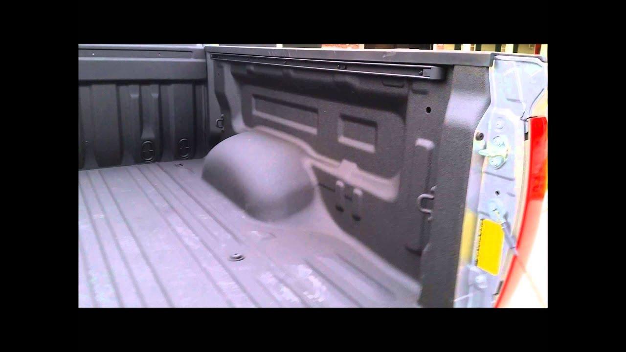Toyota Tundra Deck Rail Install Youtube
