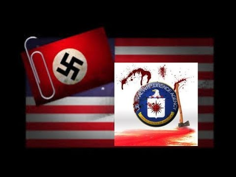 THE CIA AND THE NAZIS: A MARRIAGE MADE IN HELL
