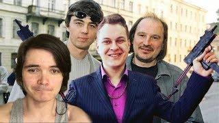 Маргинал, Хованский и Ежи Сармат о негативном влиянии фильмов Балабанова (Брат)