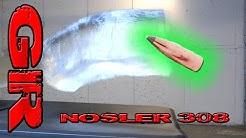 Nosler Trophy Grade .308 165gr Ballistic Gelatin Test