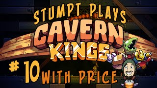 Stumpt Plays - Cavern Kings - #10 - Super Spaceman!