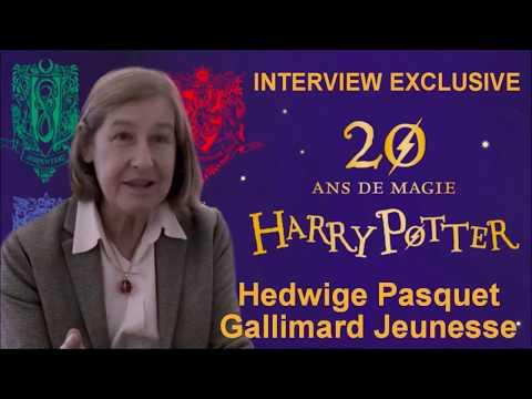 20 ans de Harry Potter - interview exclusive avec Gallimard Jeunesse