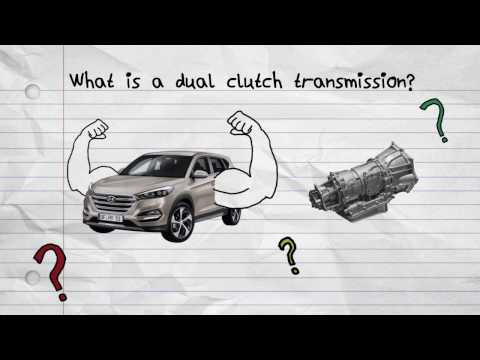 What is a dual-clutch transmission? – Super Simple