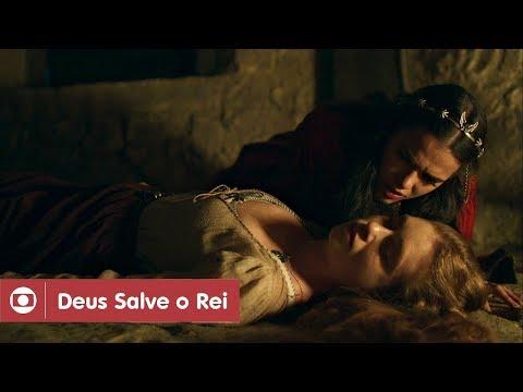 Deus Salve O Rei: capítulo 101 da novela, sábado, 5 de maio, na Globo