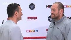 Die Revanche: Fury verhöhnt Klitschko