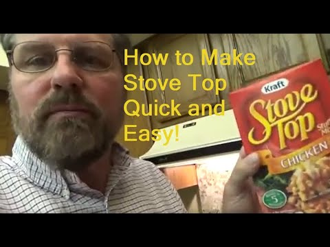 How To Make Stove Top Stuffing Mix: Really Easy and Delicious!