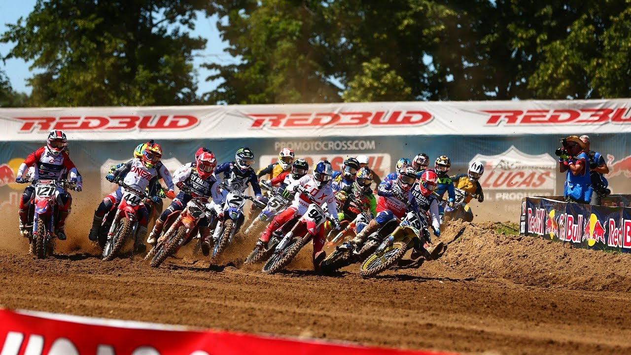 What to Celebrate at 2019 RedBud - Motocross - Racer X Online