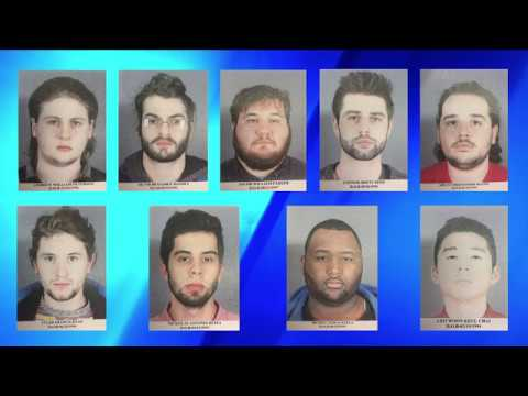 Nine arrested following Brockport hazing investigation