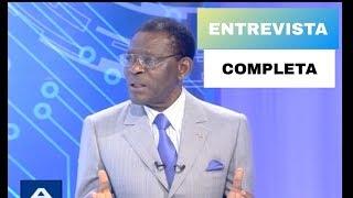 R.E. A Fondo entrevista al presidente de Guinea Ecuatorial, Teodoro Obiang Nguema