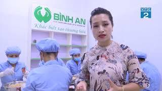 Cách Nhận Biết Mầm Đậu Nành Nguyên Xơ Linh Spa Chính Hãng trên kênh VTC2