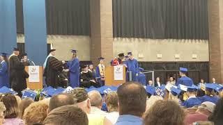 Gambar cover Nicholas helms graduation