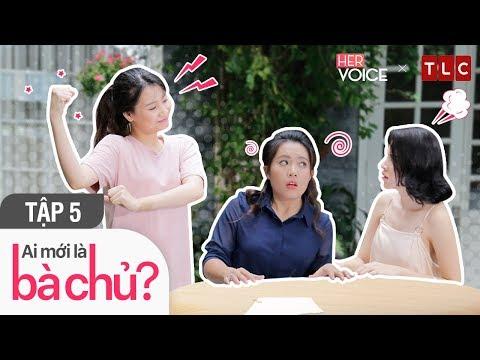 Phim Hài Việt 2018 | Ai Mới Là Bà Chủ S2 Full - Tập 5 | Puka, Thanh Trần, Ngô Phương Anh