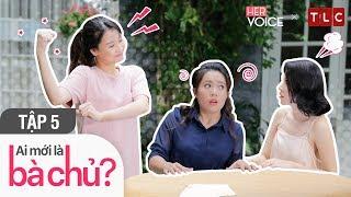 Who' s the boss? S 2 - Episode 5 Full | Thanh Tran, Puka, Ngo Phuong Anh, Tran Anh Huy