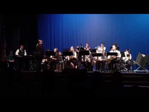WAMD Spring Concert 2017: Jazz Band