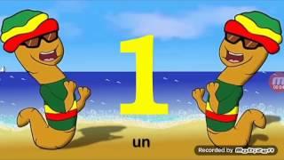 Contiamo inzieme i numeri in francese da 0 a 20