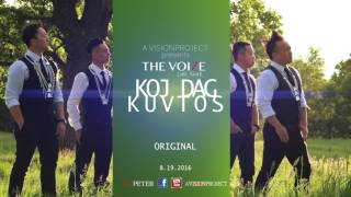 THE VOIZE - DAG KUV TOS