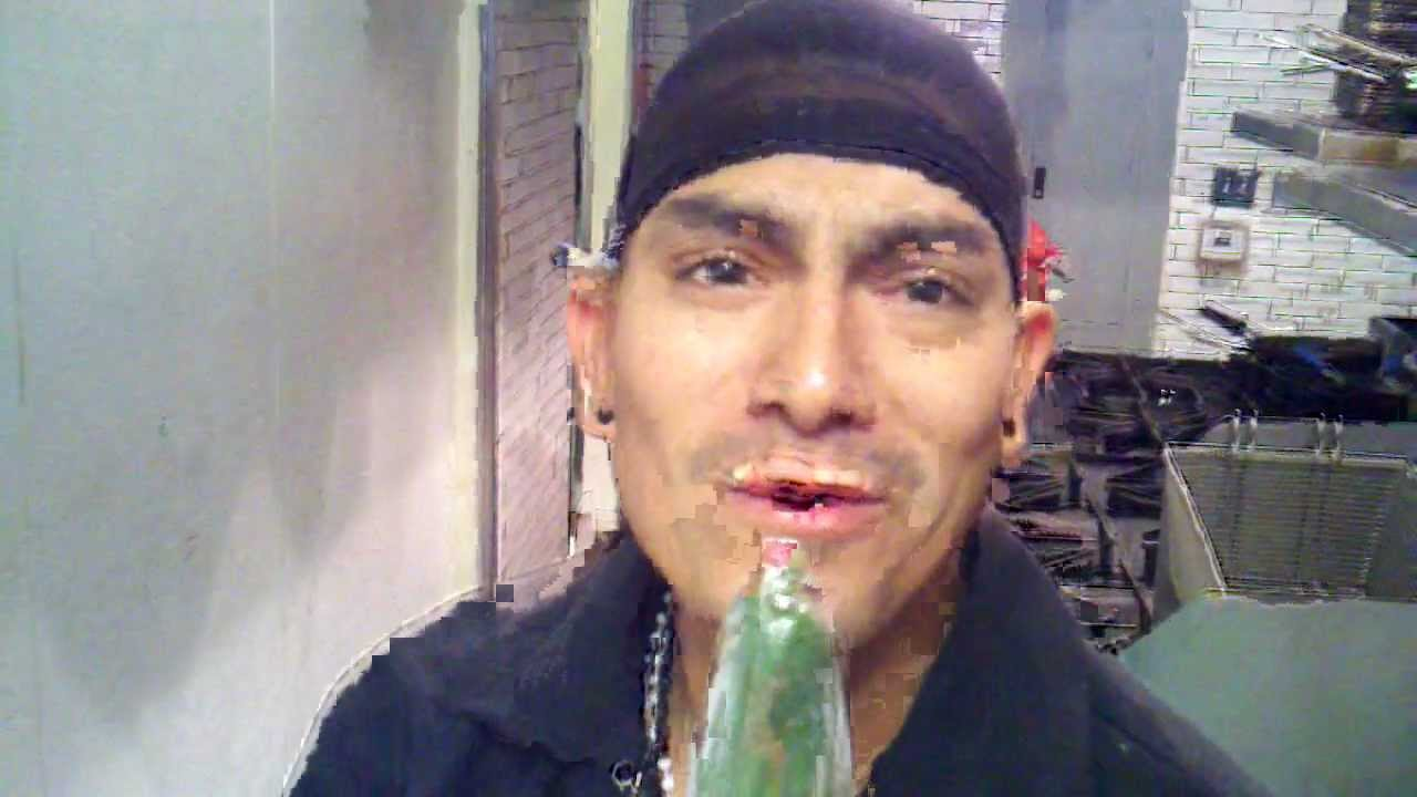 Marcos, the Singing Chef (aka Don Pepino) - YouTube