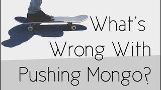 What's Wrong with Pushing Mongo?