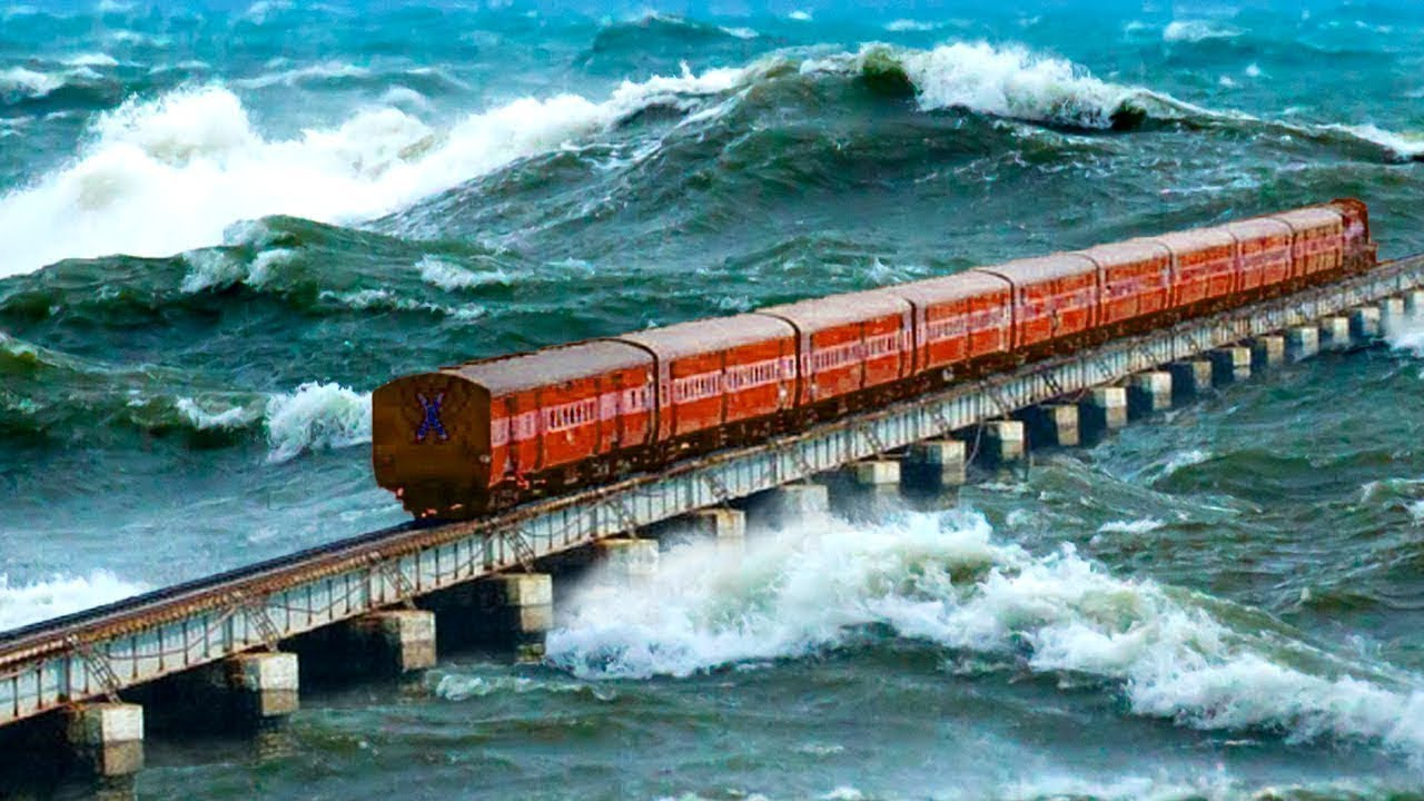 World's Most Extreme Railways