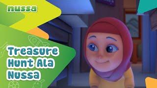 Nussa Treasure Hunt Ala Nussa
