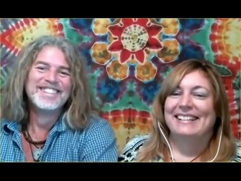 Michelle Walling & Gregg Prescott of In5D 21st Century Superhuman Guests