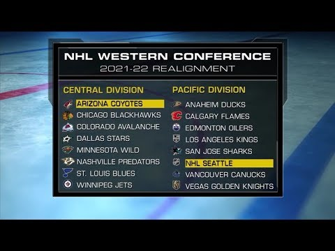 Arizona Coyotes in Central Division    what's up with that