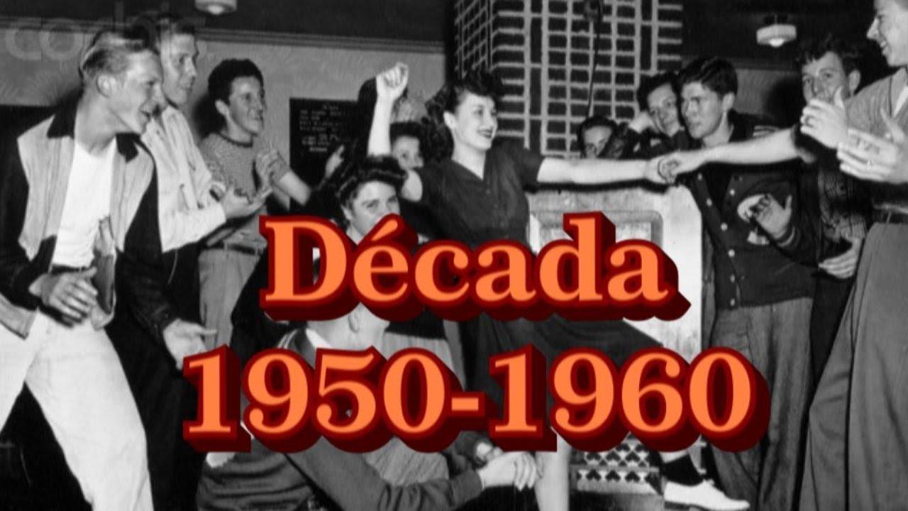 Música Década 1950 1960 Youtube