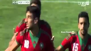 Morocco vs mexico 2 1 All Goals & Highlights 2015 U21