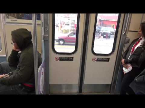 Door Failure on LA Metro Expo Line