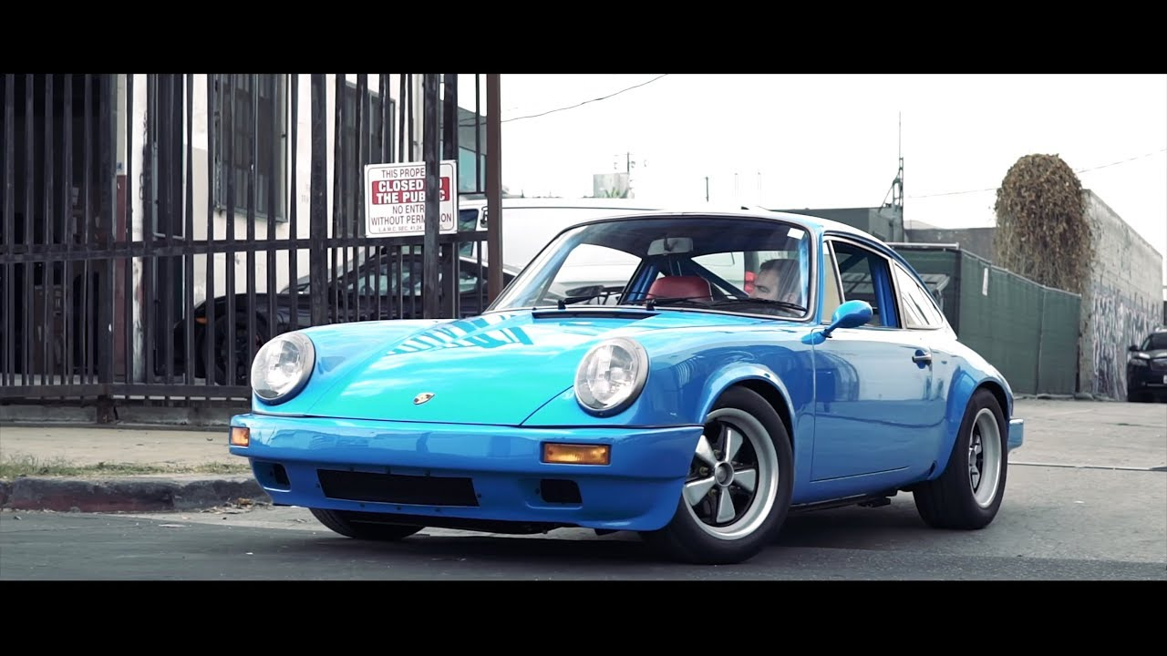 This '74 Porsche 911 by Workshop 5001 is the ultimate Hot Rod   HeelandToe.Blog