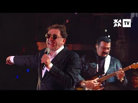 Григорий Лепс & Steven Seagal — Music / фестиваль ЖАРА'19