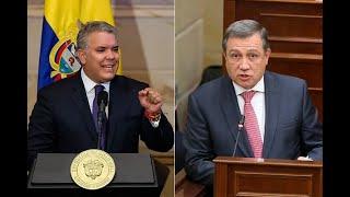 """Duque resta importancia a la """"jugadita"""" de Macías contra la oposición"""