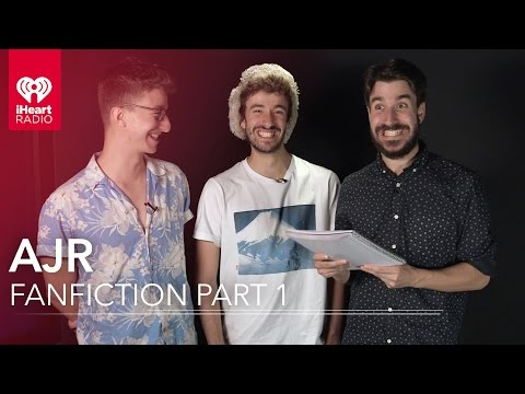 """AJR Reading FanFiction: """"Lights"""" 