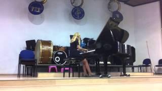Schumann - Fremder Mann opus 68 no 29