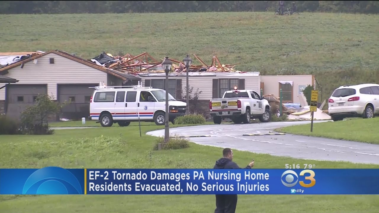 Communities assess damage after severe storms, possible tornado ...