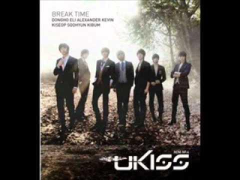 U-KISS- Rock ya Body [AUDIO]