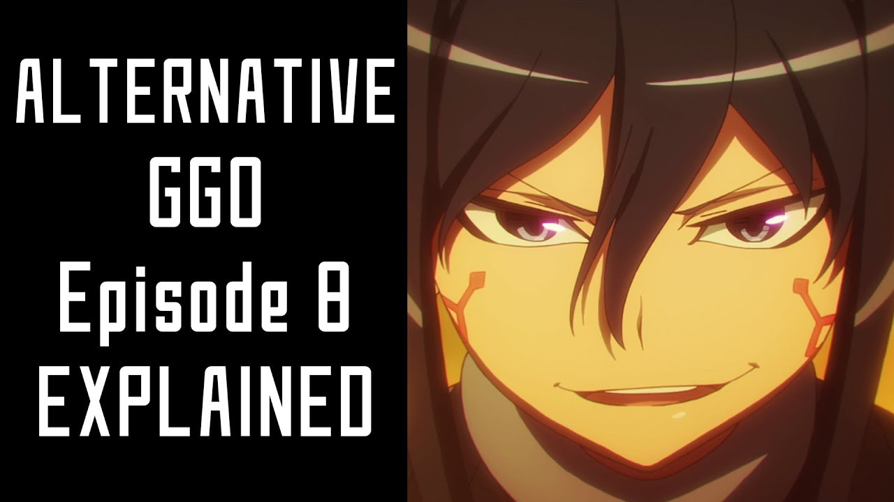 Download Sword Art Online Alternative: Gun Gale Online - Episode 8 Explained, Things You Missed, Questions!