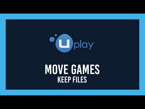 How To Move UPlay Games   No Downloads   Between PC/Disks
