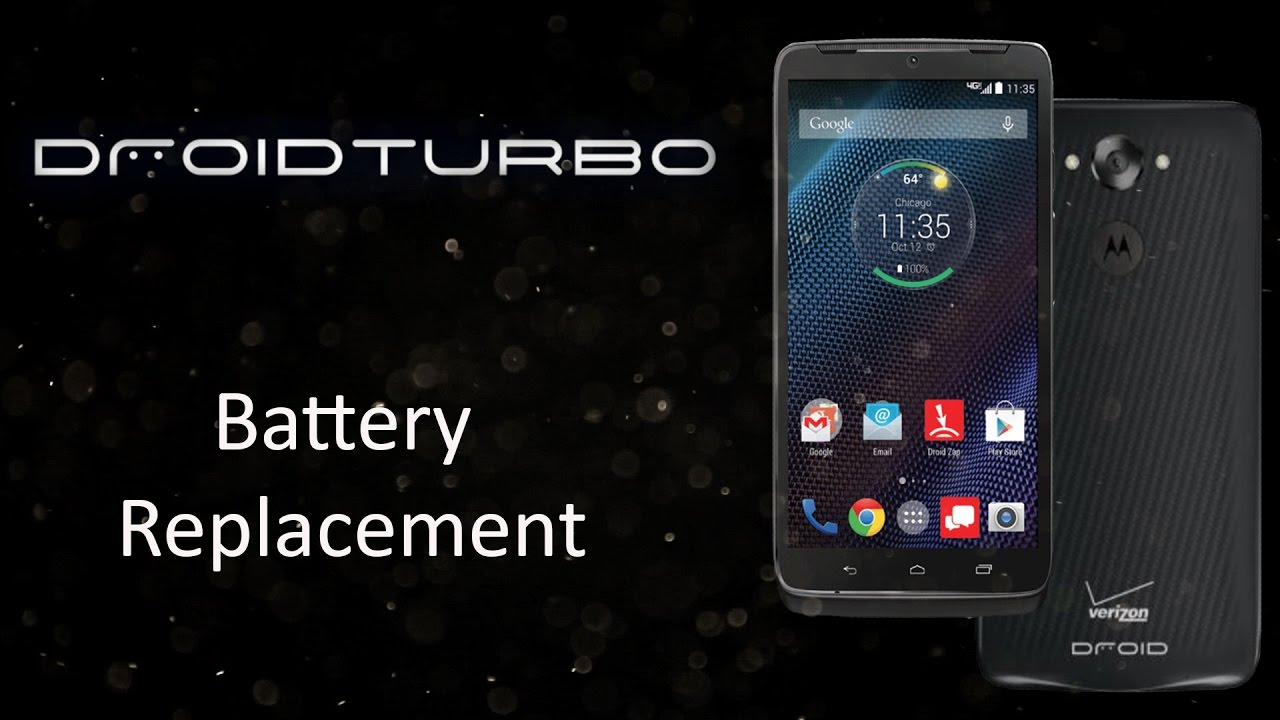 timeless design 4aec7 beeec Motorola Droid Turbo Battery Replacement