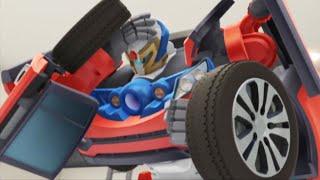 TOBOT English | 202  Four-Wheel Fraud | Season 1 Full Episode | Kids Cartoon | Kids Movies